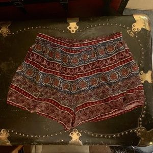 Abercrombie & Fitch shorts, size M